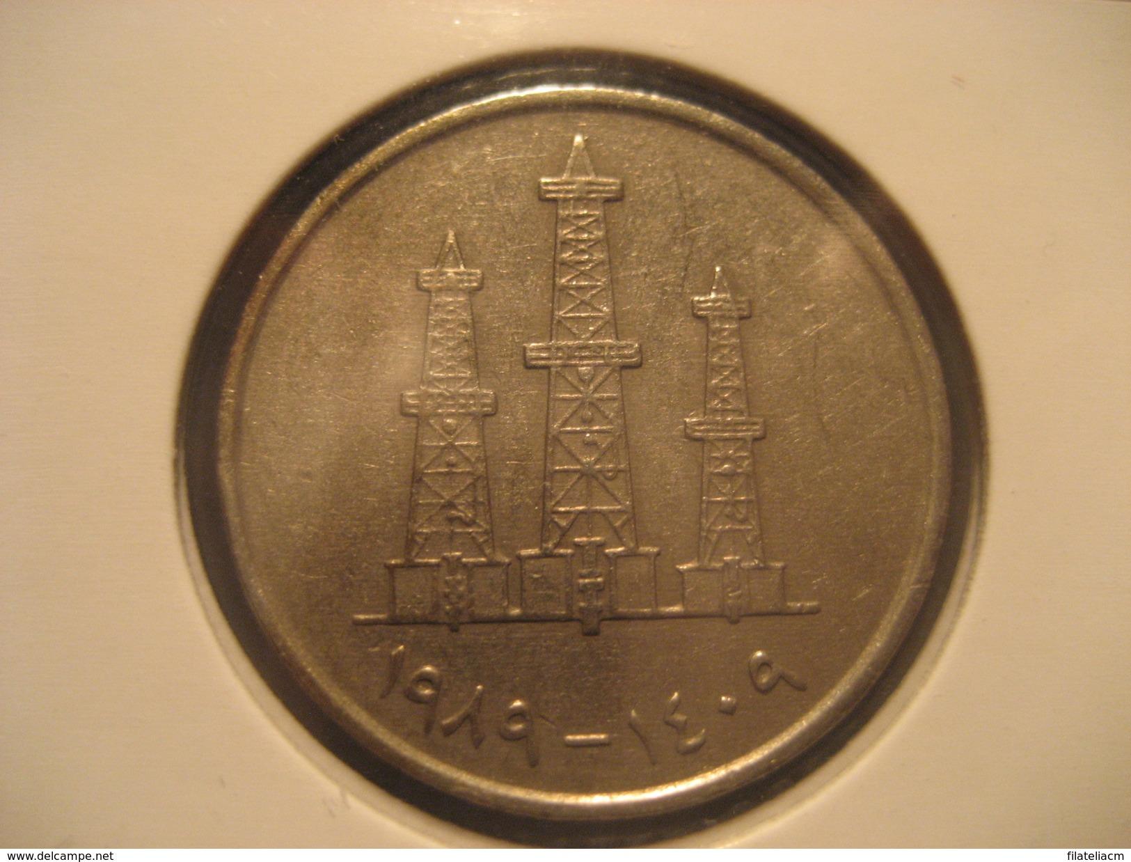 UAE United Arab Emirates Coin - Emirats Arabes Unis