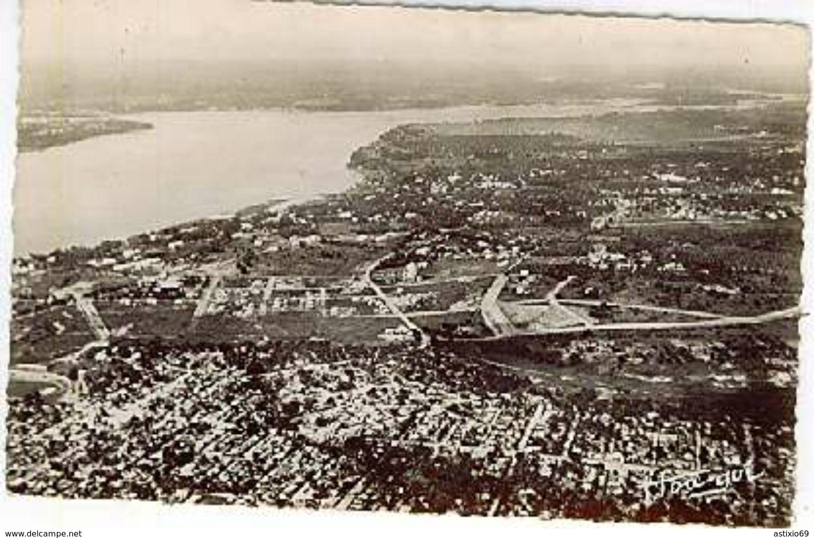 BRAZZAVILLE CONGO VUE AERIENNE - Brazzaville