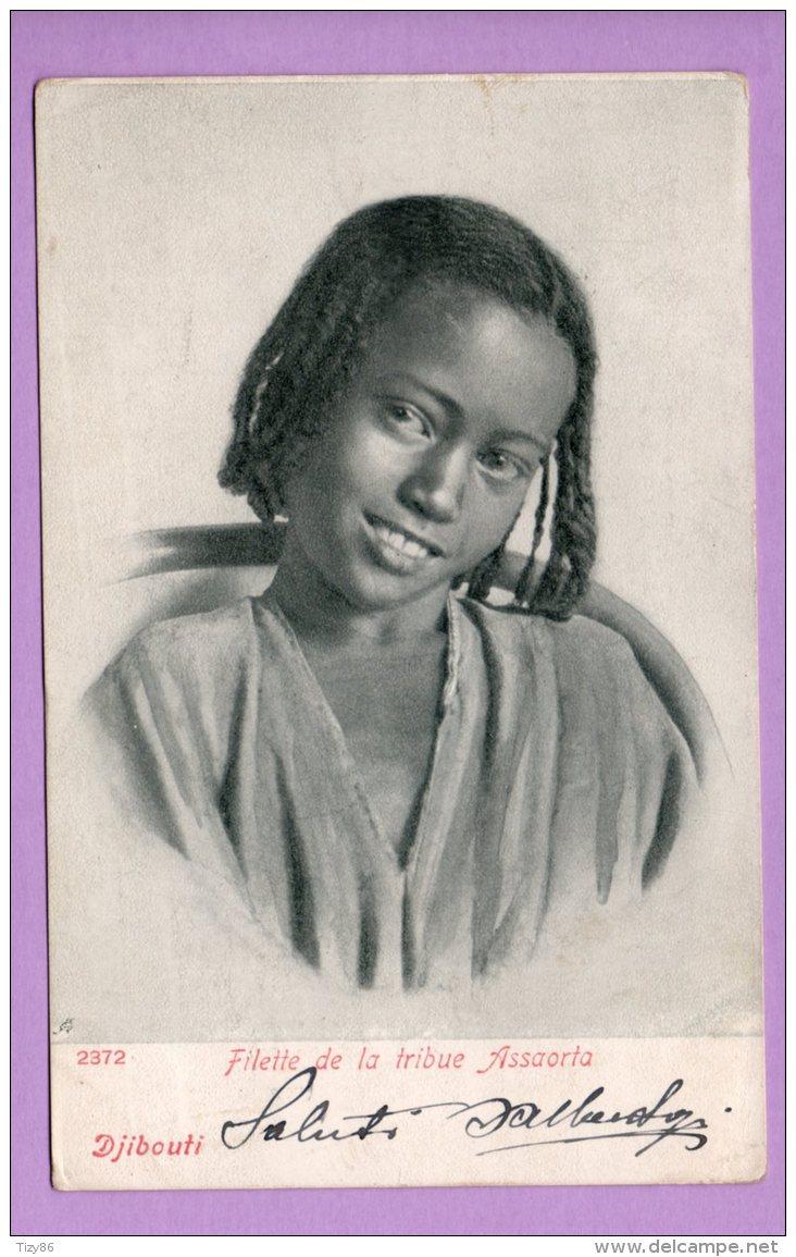 Filette De La Tribue Assaorta - Djibouti - Gibuti