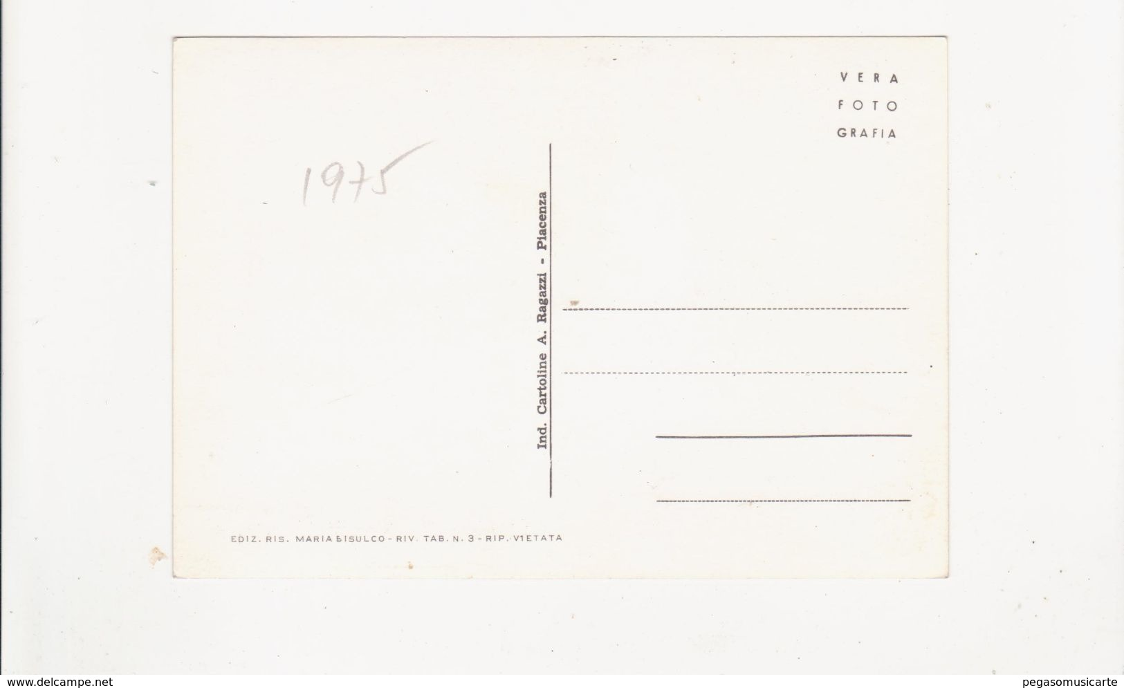 M041  PALAZZO ADRIANO PALERMO MADRE CHIESA DI RITA GRECO ANIMATA 1950 CIRCA - Palermo
