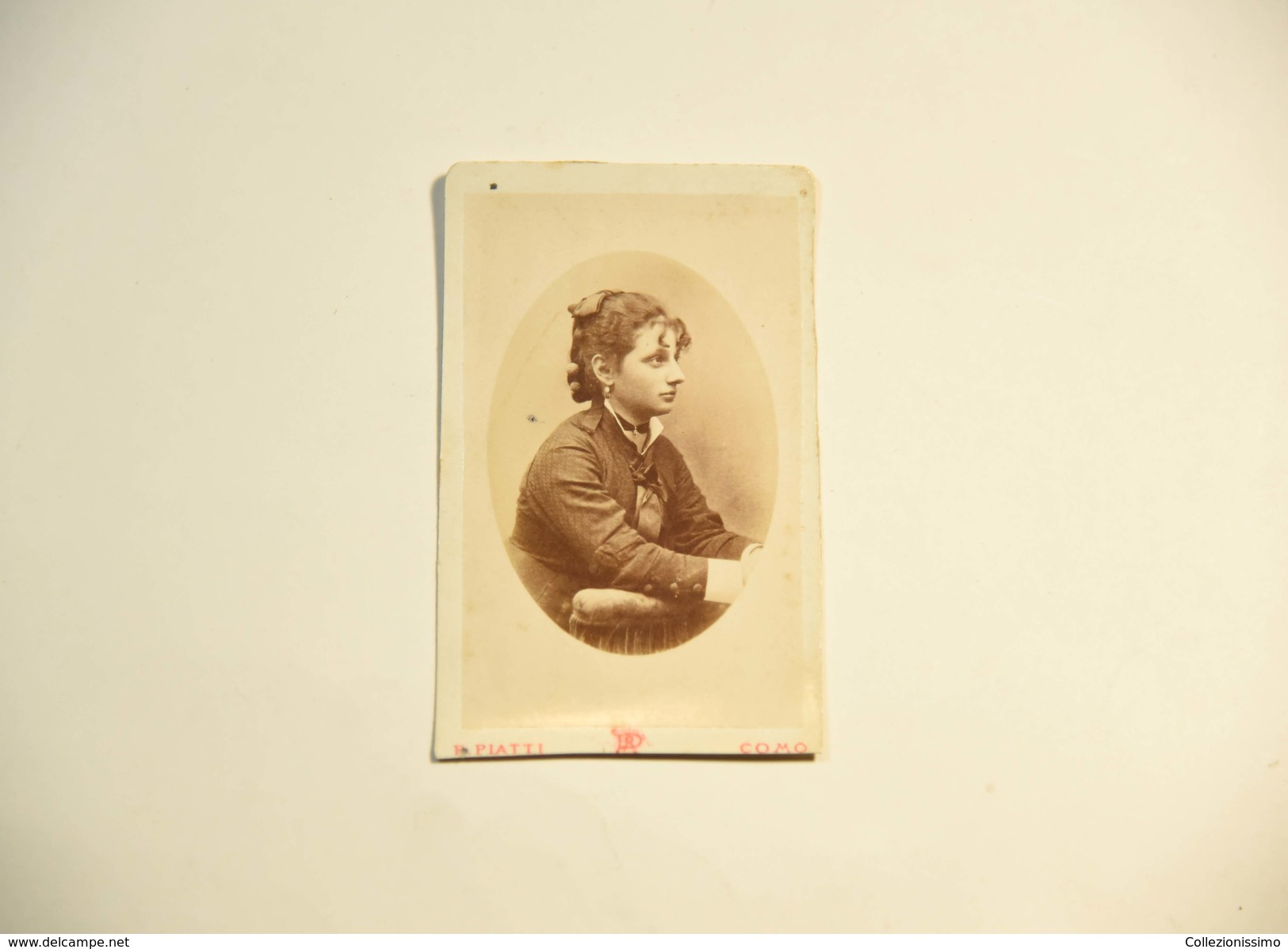 Fotografia Cartonata R. Piatti - Como - Fotografie En Filmapparatuur