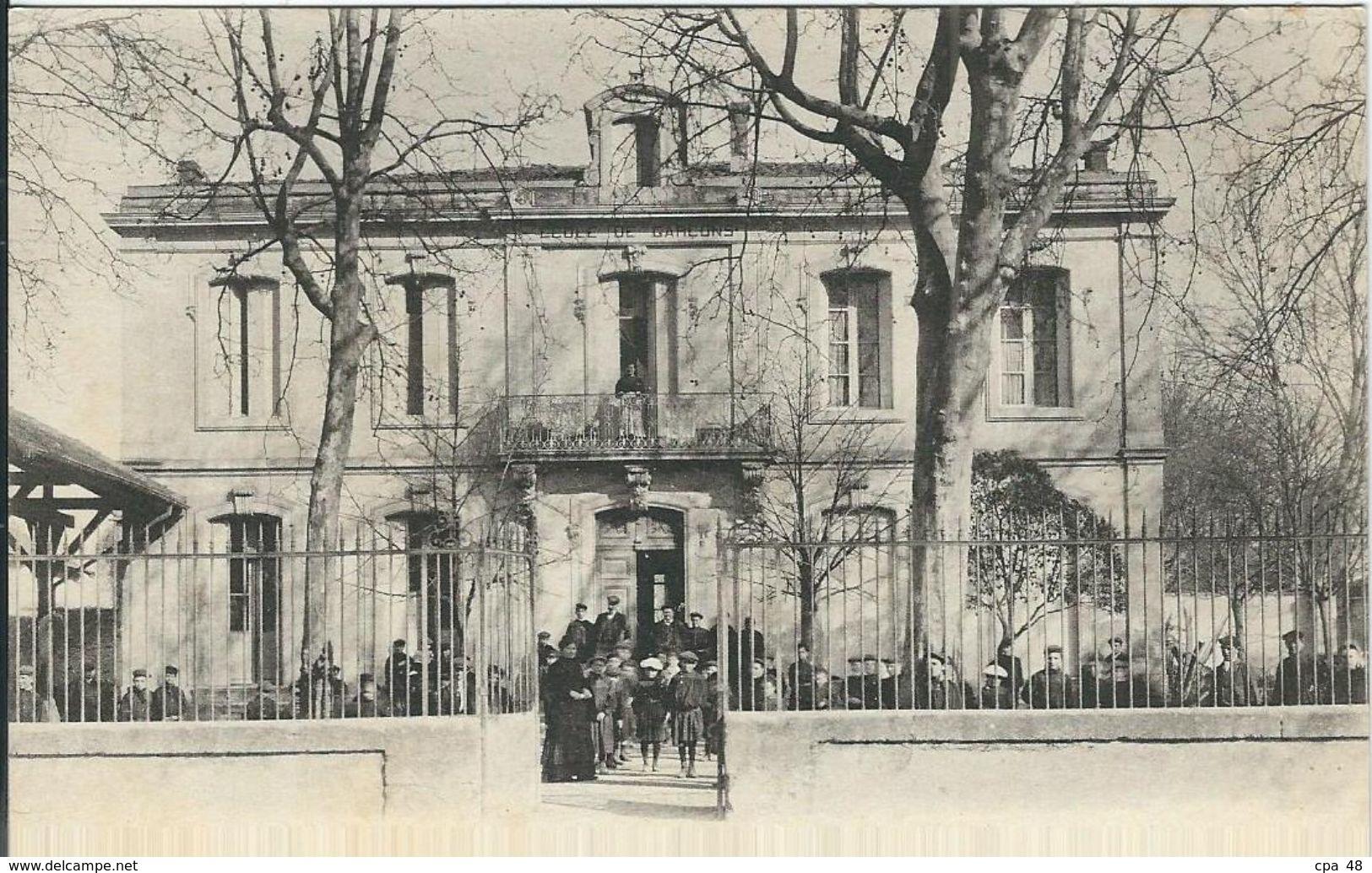 Herault, St André De Sangonis, Les Ecoles - Other Municipalities