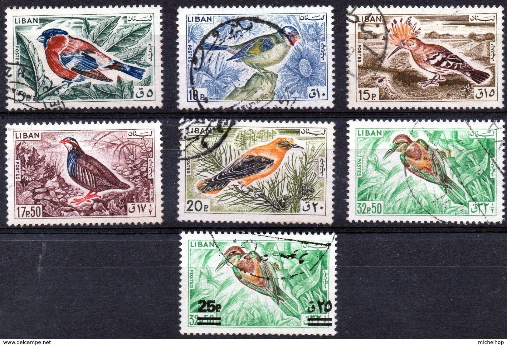 LIBAN - LEBANON - OISEAUX - BIRDS - Liban