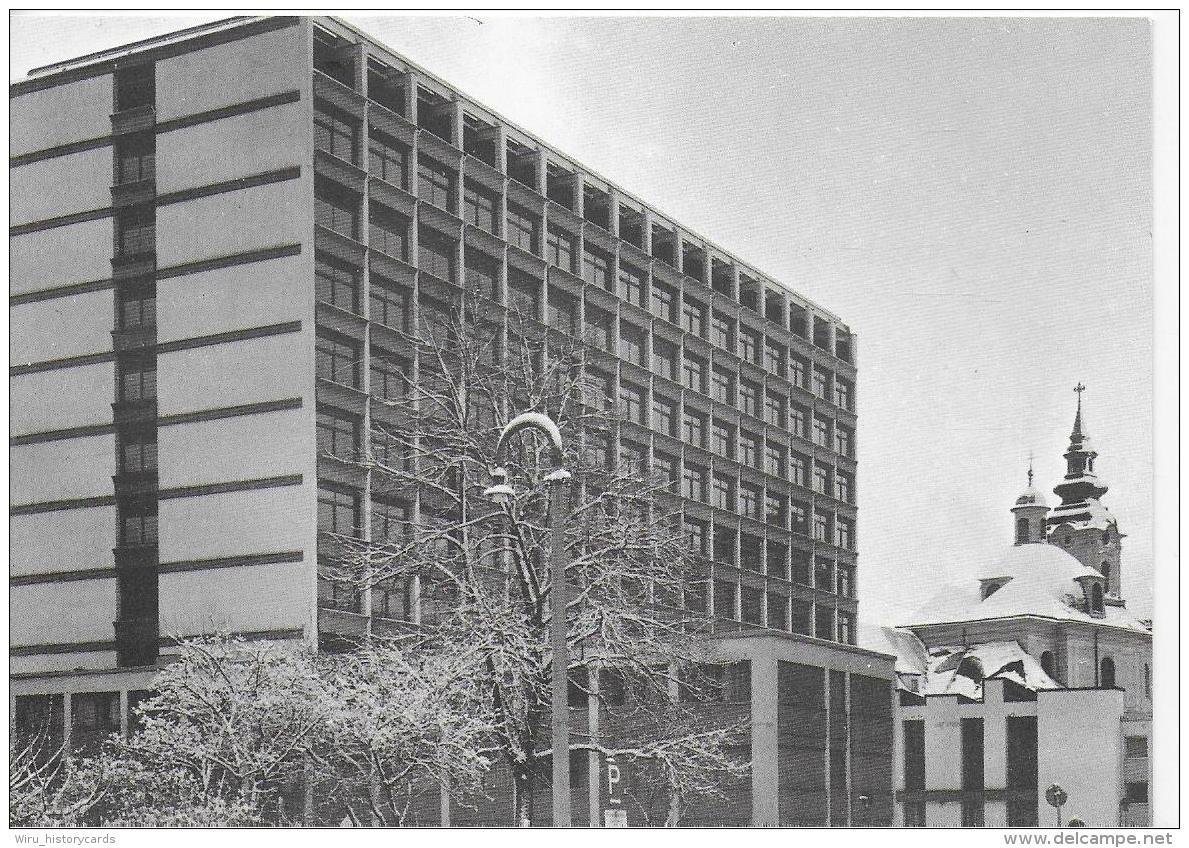 AK 0818  Linz An Der Donau ( Krankenhaus Der Elisabethinen ) - Foto Fleischmann Um 1960 - Linz