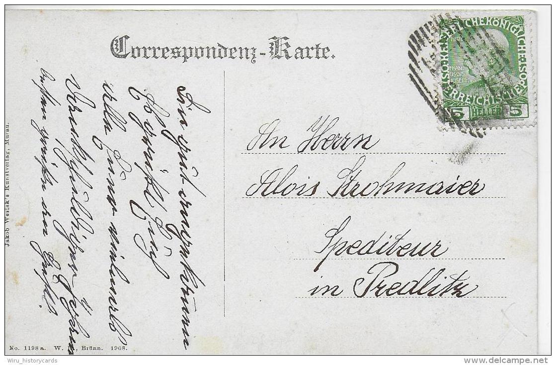 AK 0819  Murau - Verlag Wesiak Um 1908 - Österreich