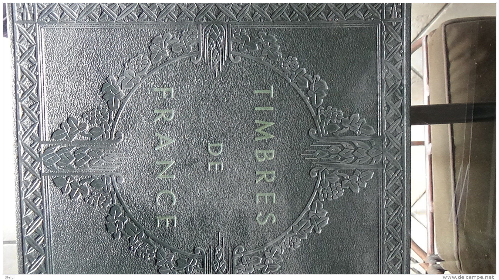 Album De 1ers  Timbres Oblitérés Du France (qqs **)  Dont Bonnes Valeurs Voir Commentaires !!! - Timbres