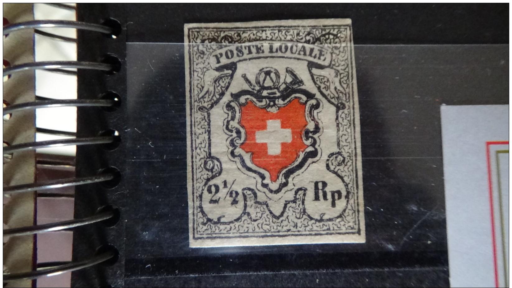 Album De Timbres Et Blocs Tous ** Dont Bonnes Valeurs Voir Commentaires !!! - Stamps
