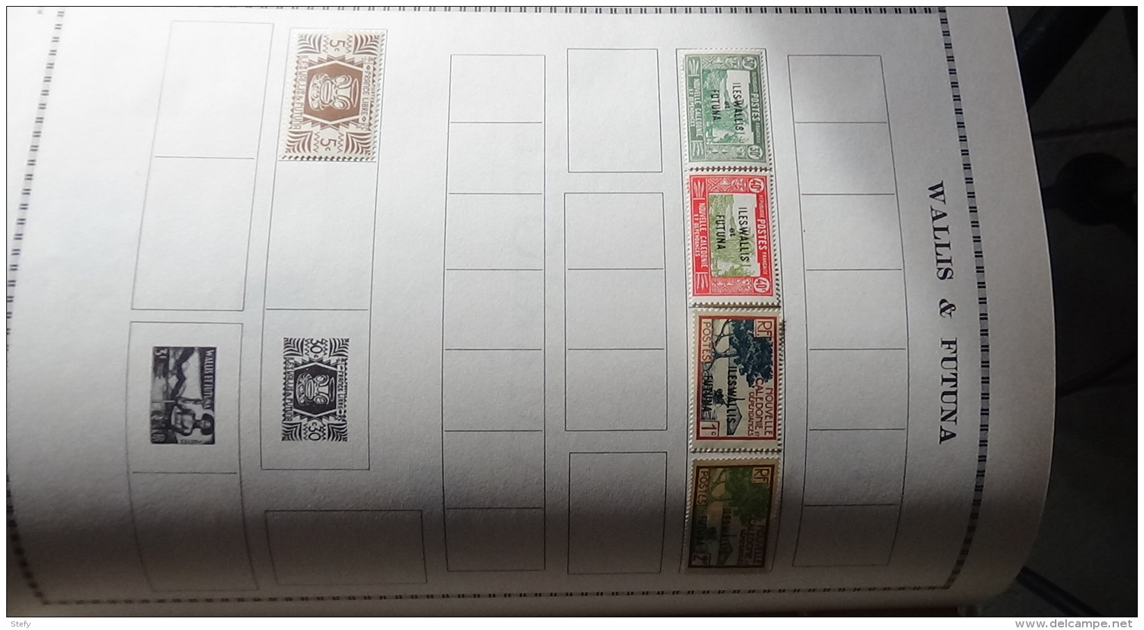 Album De 1ers Timbres Oblitérés Du Monde + Colonies Françaises Voir Commentaires !!! - Stamps