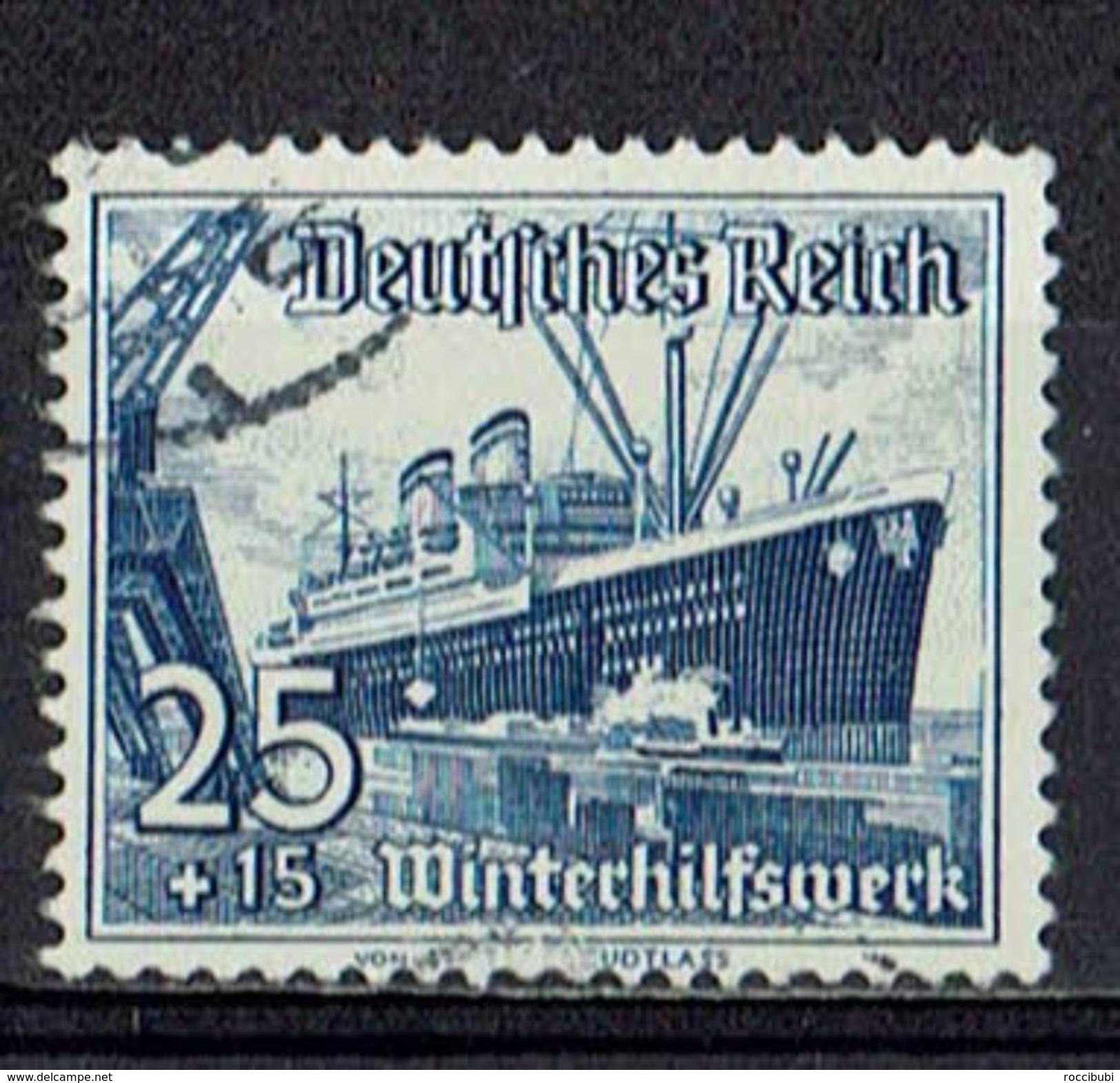 DR 1937 // Michel 658 O (14.841) - Deutschland