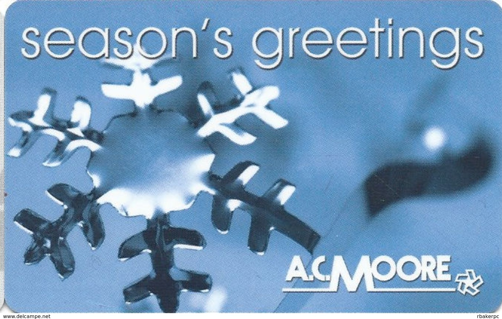A.C. Moore Gift Card - Gift Cards