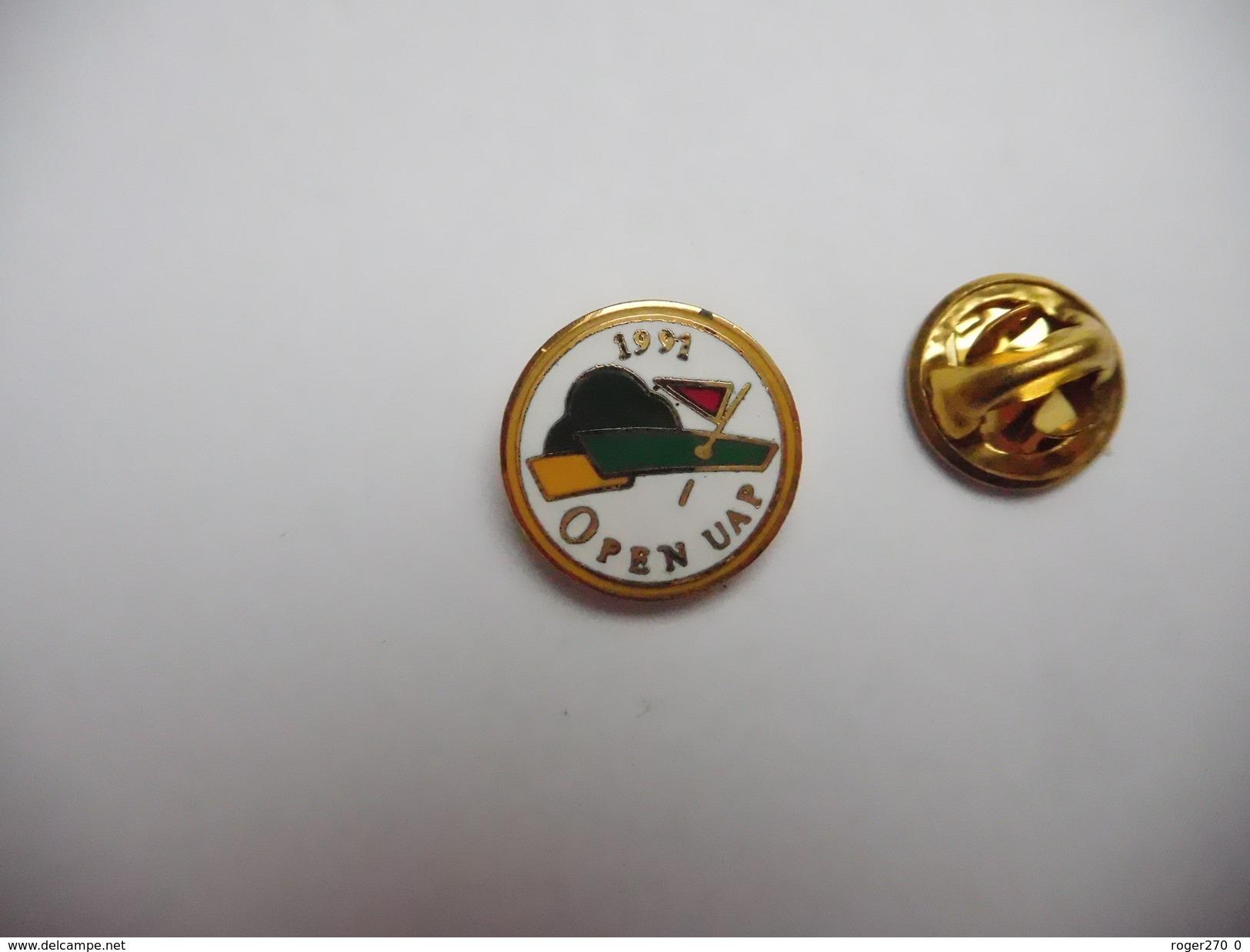 Beau Pin's En EGF , Golf , Open Assurances UAP 1991 - Golf