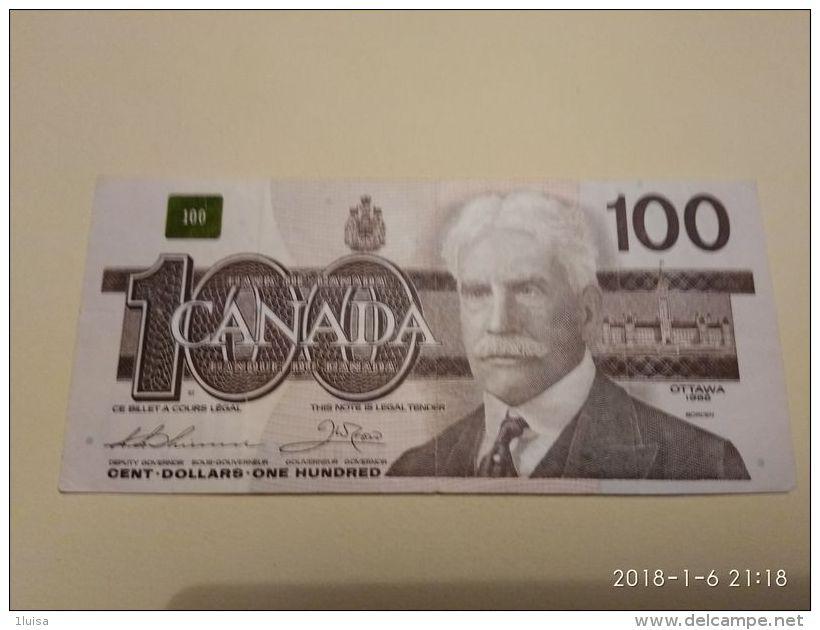 100 Dollars 1988 - Canada