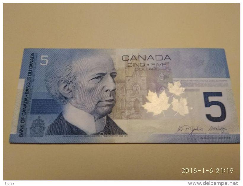 5 Dollars 20052 - Canada