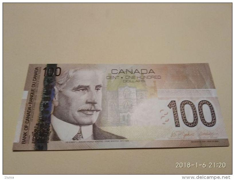 100 Dollars 2004 - Canada