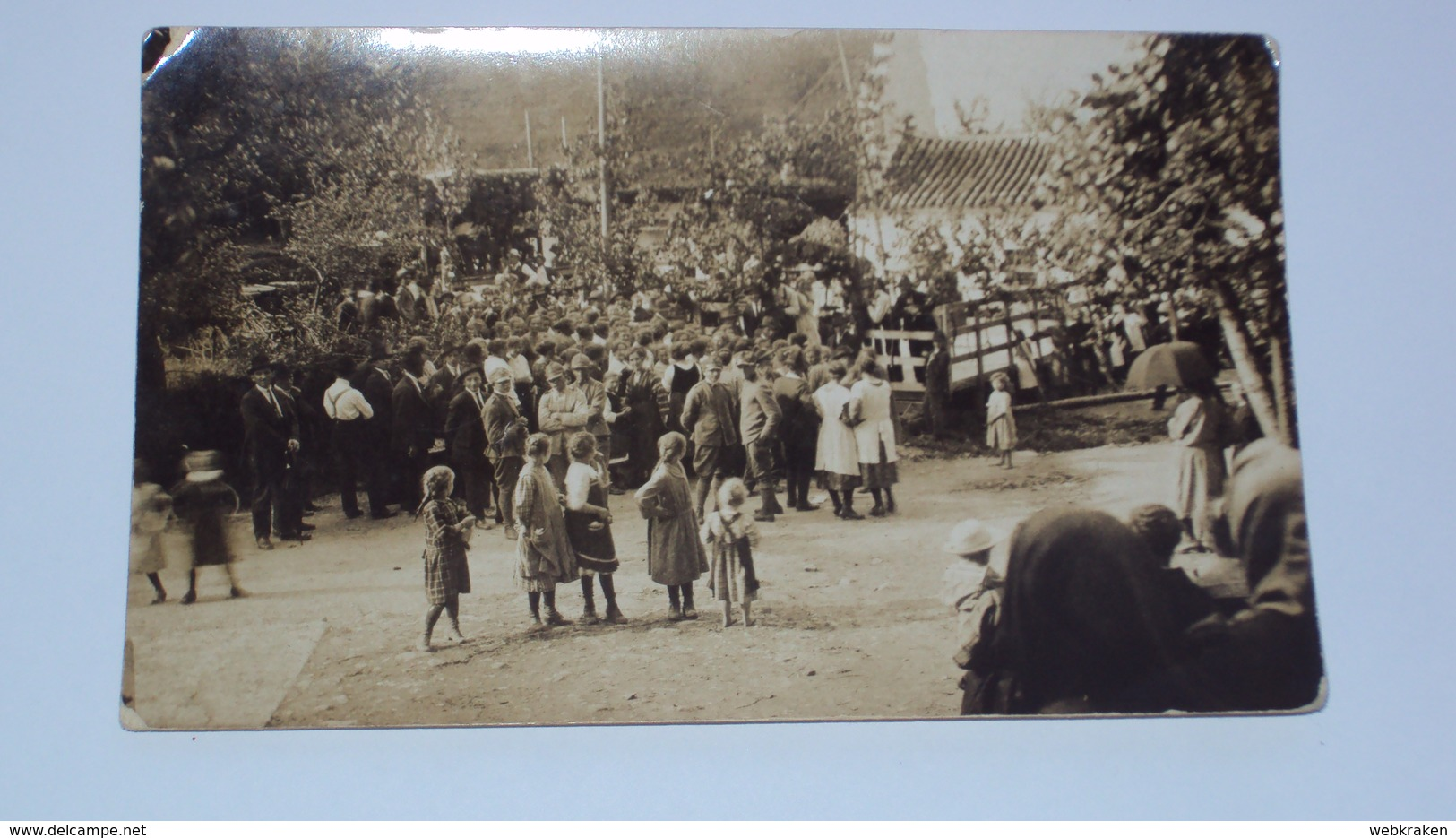 SLOVENIA CARTOLINA ANIMATA DA HARJE 1924 SOLDATI MILITARI REGIO ESERCITO ITALIANO FORMATO PICCOLO - Slovenia
