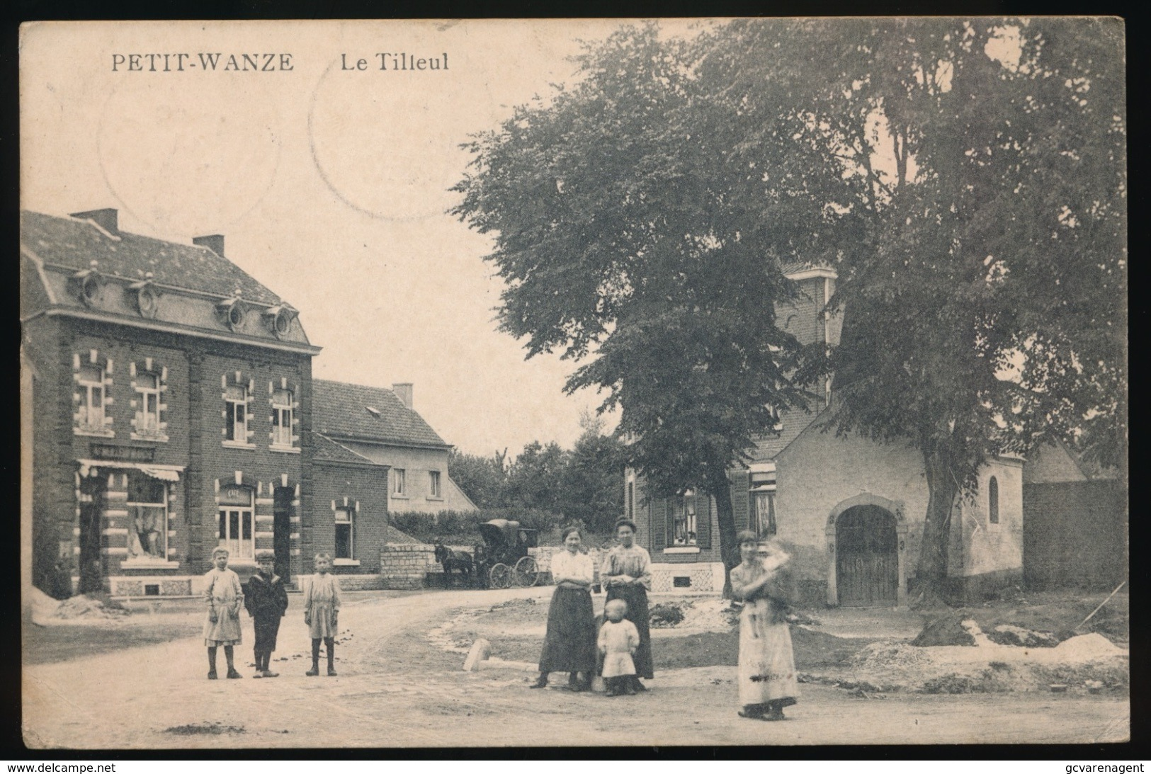 PETIT WANZE - LE TILLEUL - Wanze