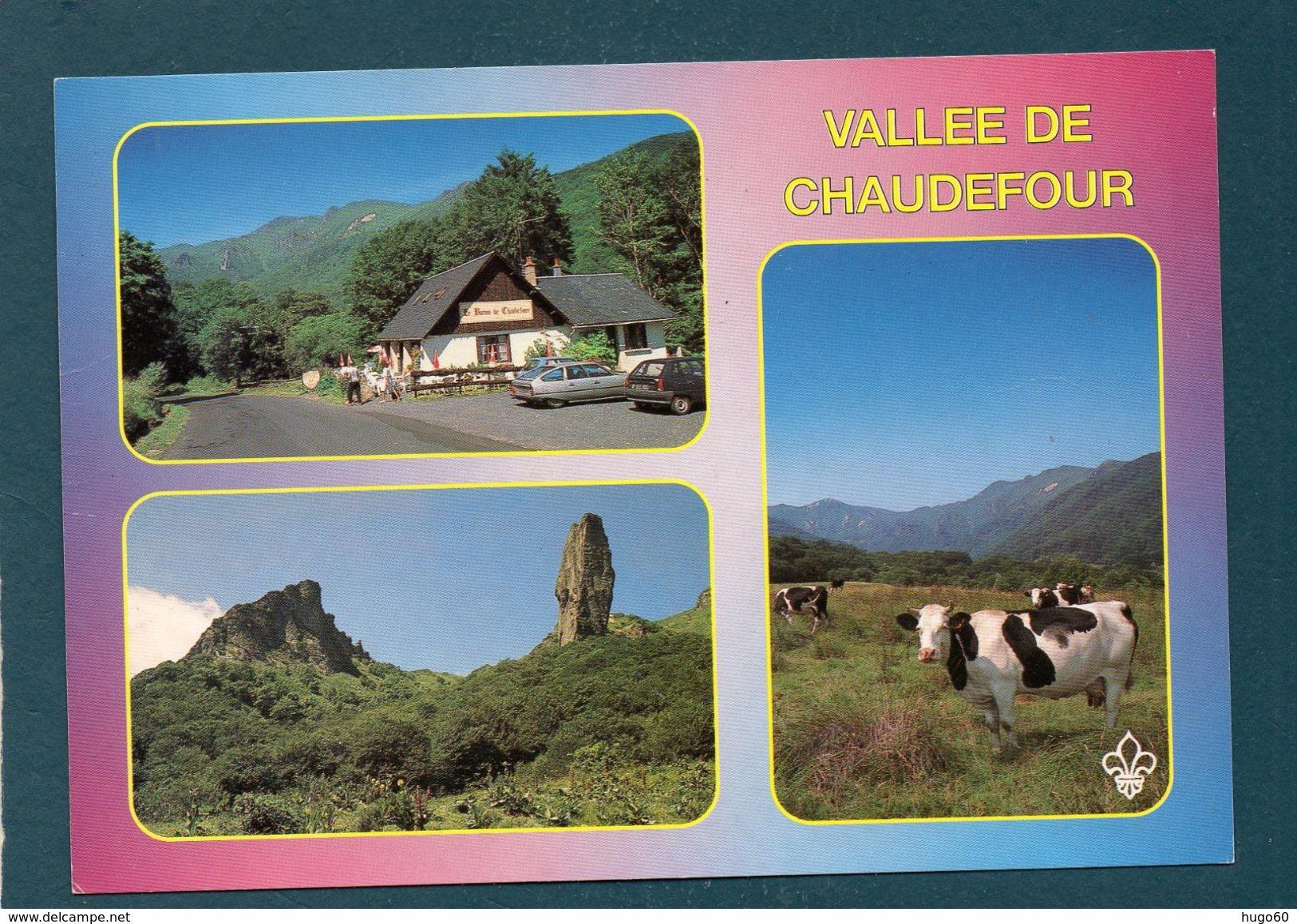 VALLEE DE CHAUDEFOUR - Multivues - France