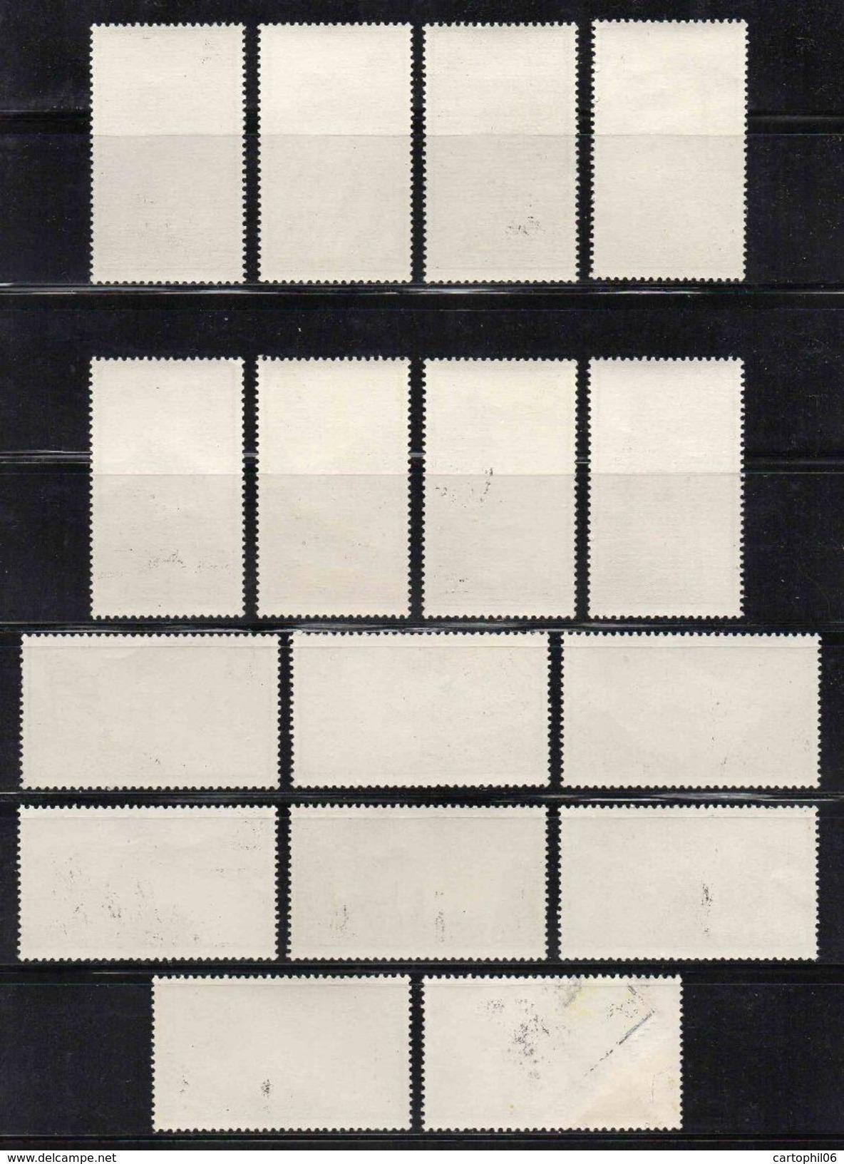 - CHINE - Yvert & Tellier N° 1501/16 Neufs ** - Série Complète PAYSAGES DU HOUANGSHAN 1963 - Cote 1000 EUR - - Ungebraucht