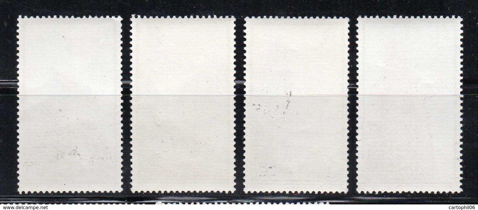 - CHINE - Yvert & Tellier N° 1501/16 Neufs ** - Série Complète PAYSAGES DU HOUANGSHAN 1963 - Cote 1000 EUR - - 1949 - ... Volksrepublik