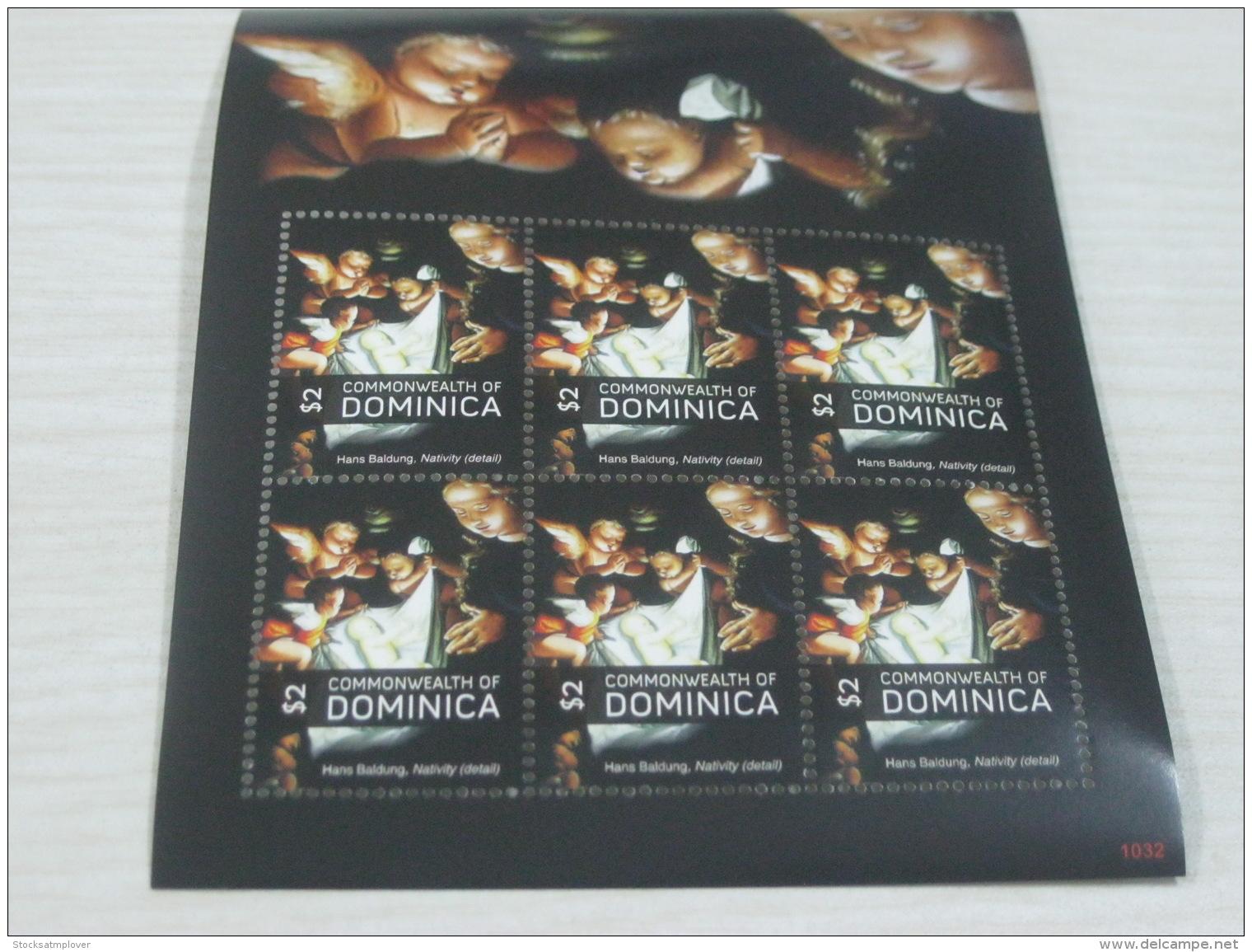 Dominica Christmas - Dominica (1978-...)