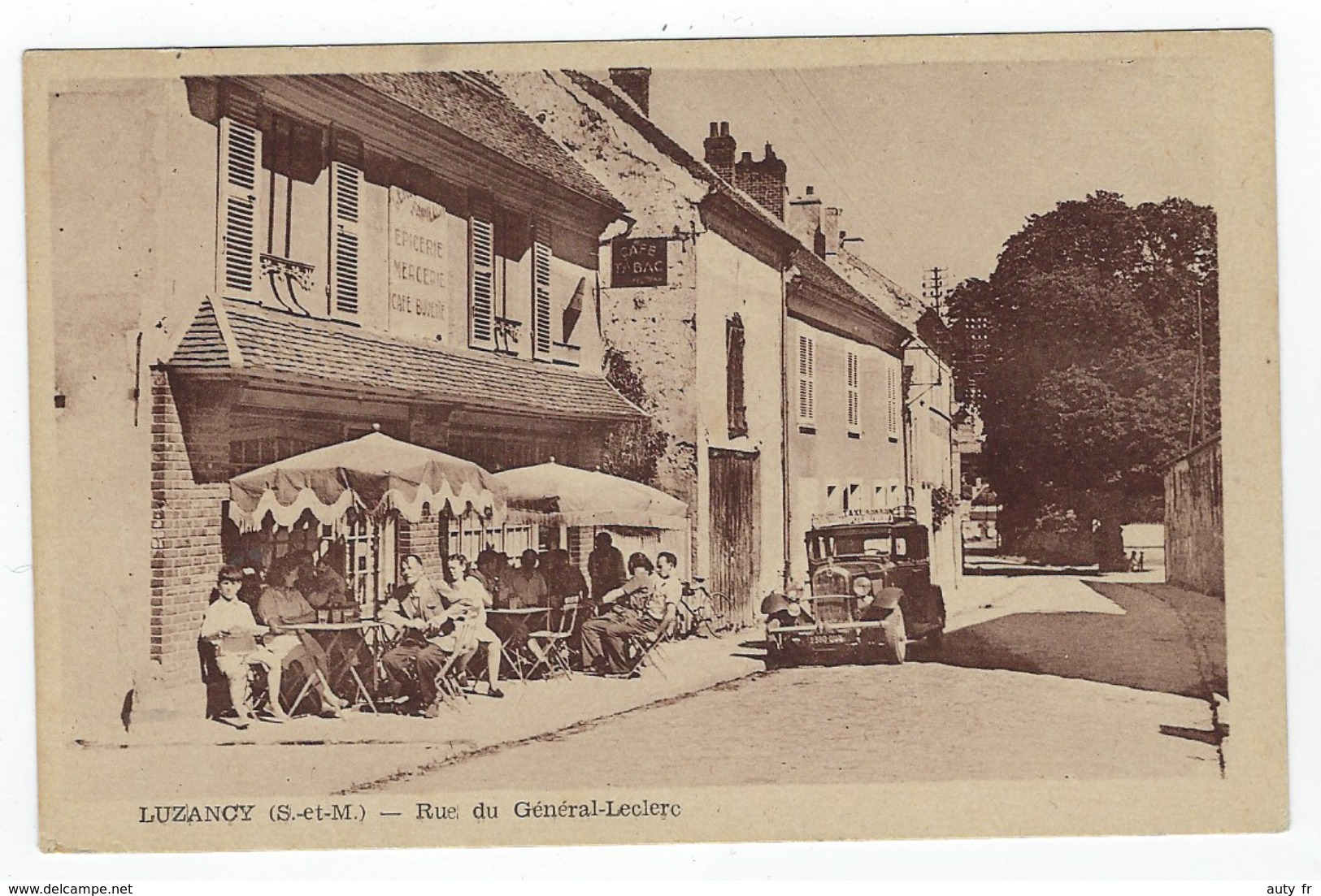 Superbe Lot De 20 Cartes Anciennes Animées Et/ou Petits Villages - Cartes Postales