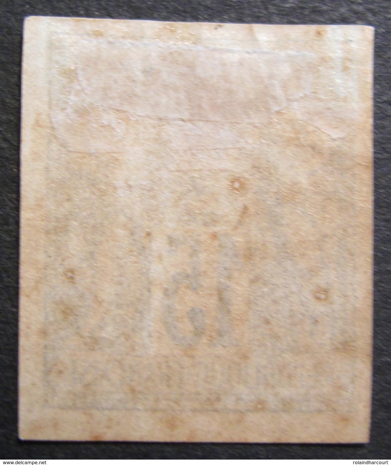 Lot R1597/110 - SAGE Type II N°90b - LUXE - NEUF* NON DENTELE - 1876-1898 Sage (Type II)