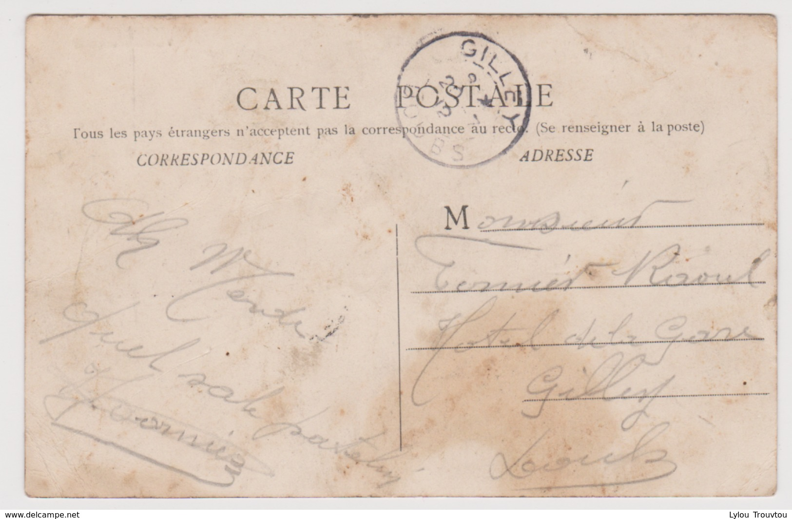 BIEF DU FOURG - Vue Generale Vve Karrer / Environ Mignovillard Courvieres Frasne Bonnevaux Censeau / Jura - Frankreich
