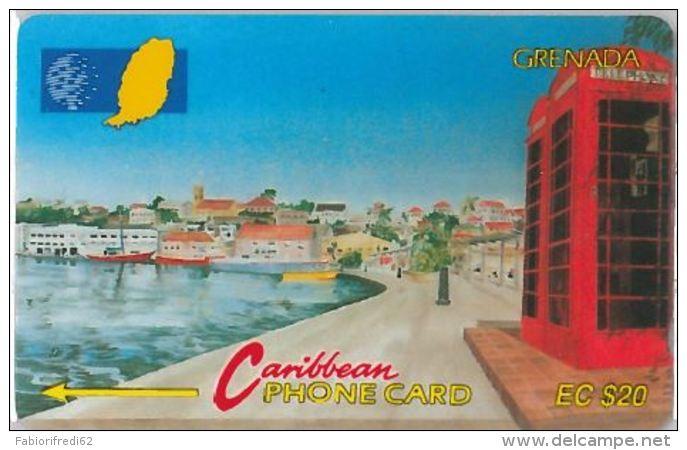 PHONE CARD GRENADA (E10.22.3 - Grenada