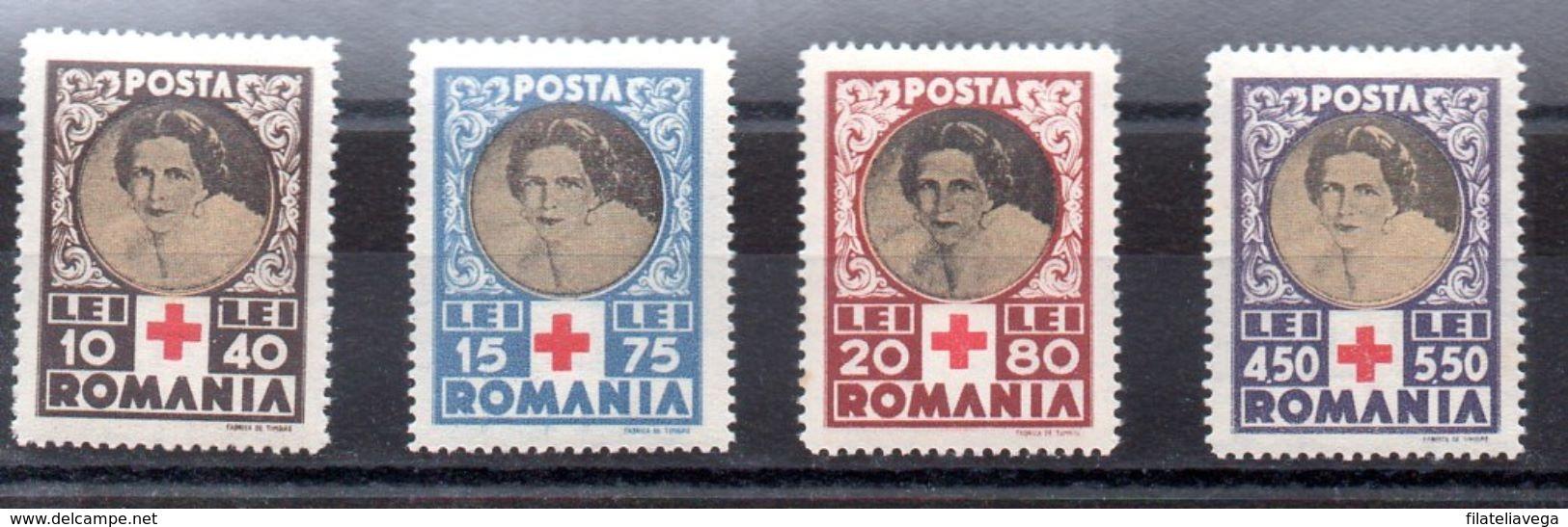 Serie De Rumania N ºYvert 819/22 (**) - Unused Stamps