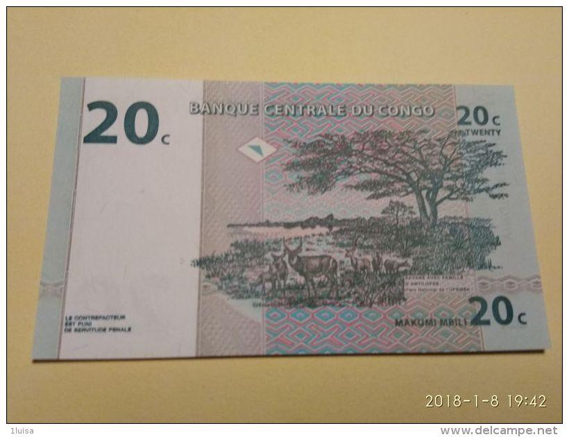 20 Cent 1997 - Congo