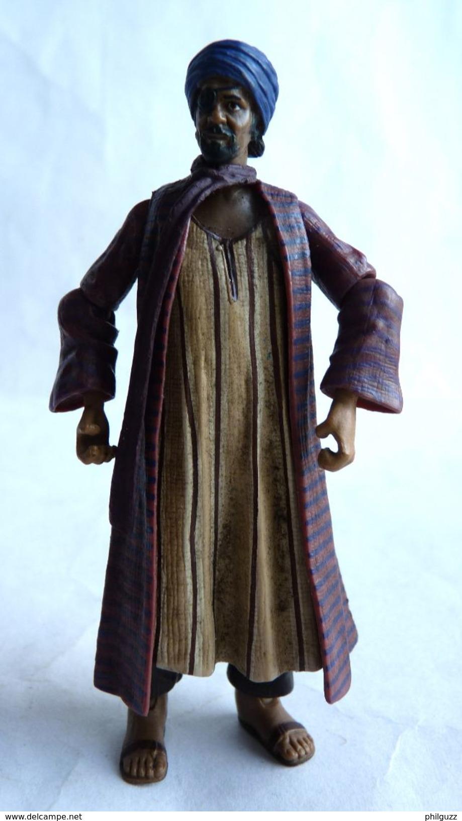 INDIANA JONES - RAIDERS OF THE LOST ARK - HASBRO 2008 - MONKEY MAN SANS SON SINGE - Figurines