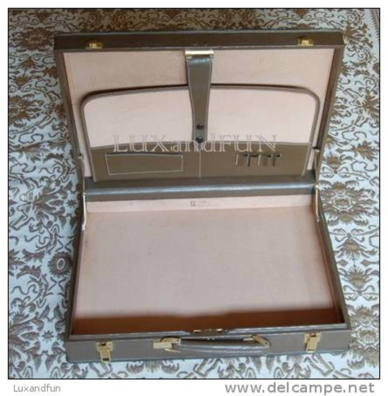 Fendi Valigia Cartella 24 Ore - Anni '70 Mai Usata - Suitcase 24 Hours From '70s - Never Used - Altre Collezioni