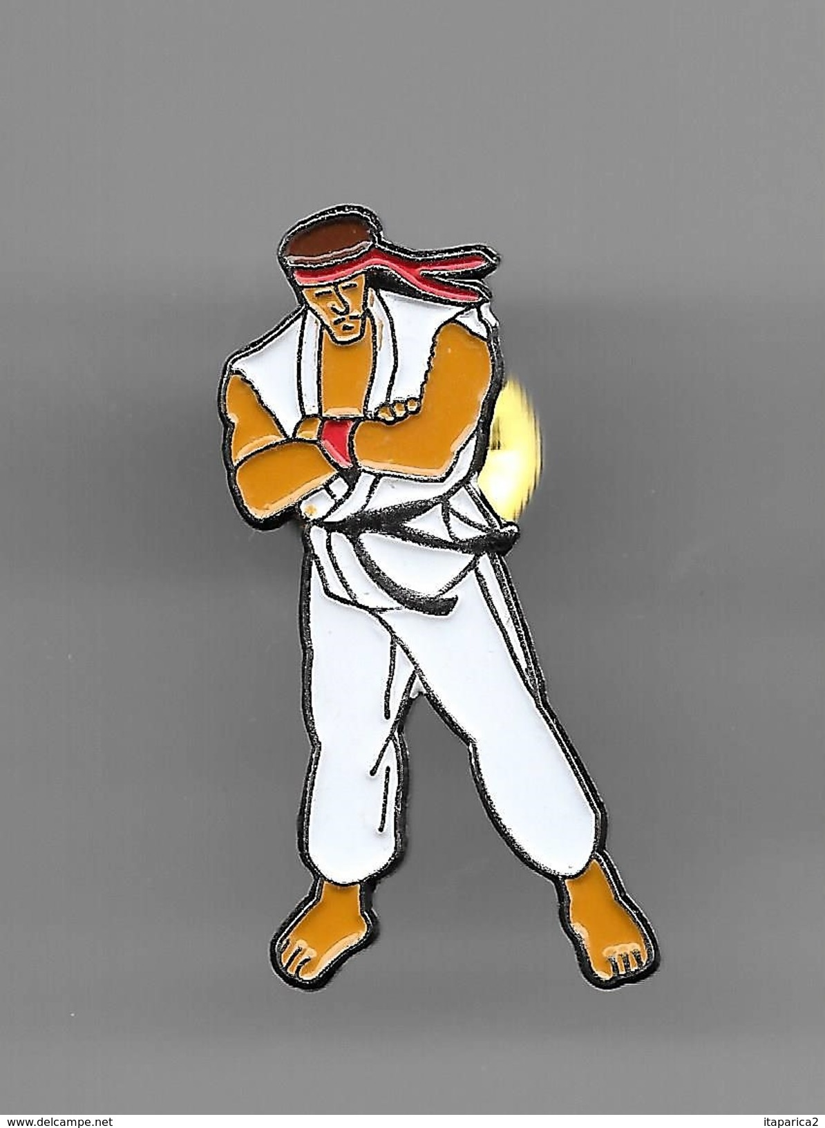 PINS SPORTS JUDO  JUDOKA / 33NAT - Judo