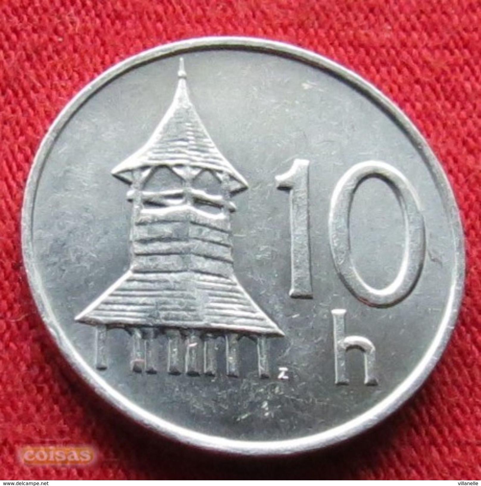 Slovakia 10 Halierov 1998 KM# 17 Eslovaquia Slovaquie - Slovakia
