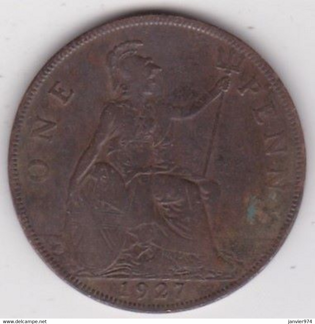 Straits Settlements , 1 Cent 1875 . Victoria. Frappe Médaille. KM# 9 - Malaysie