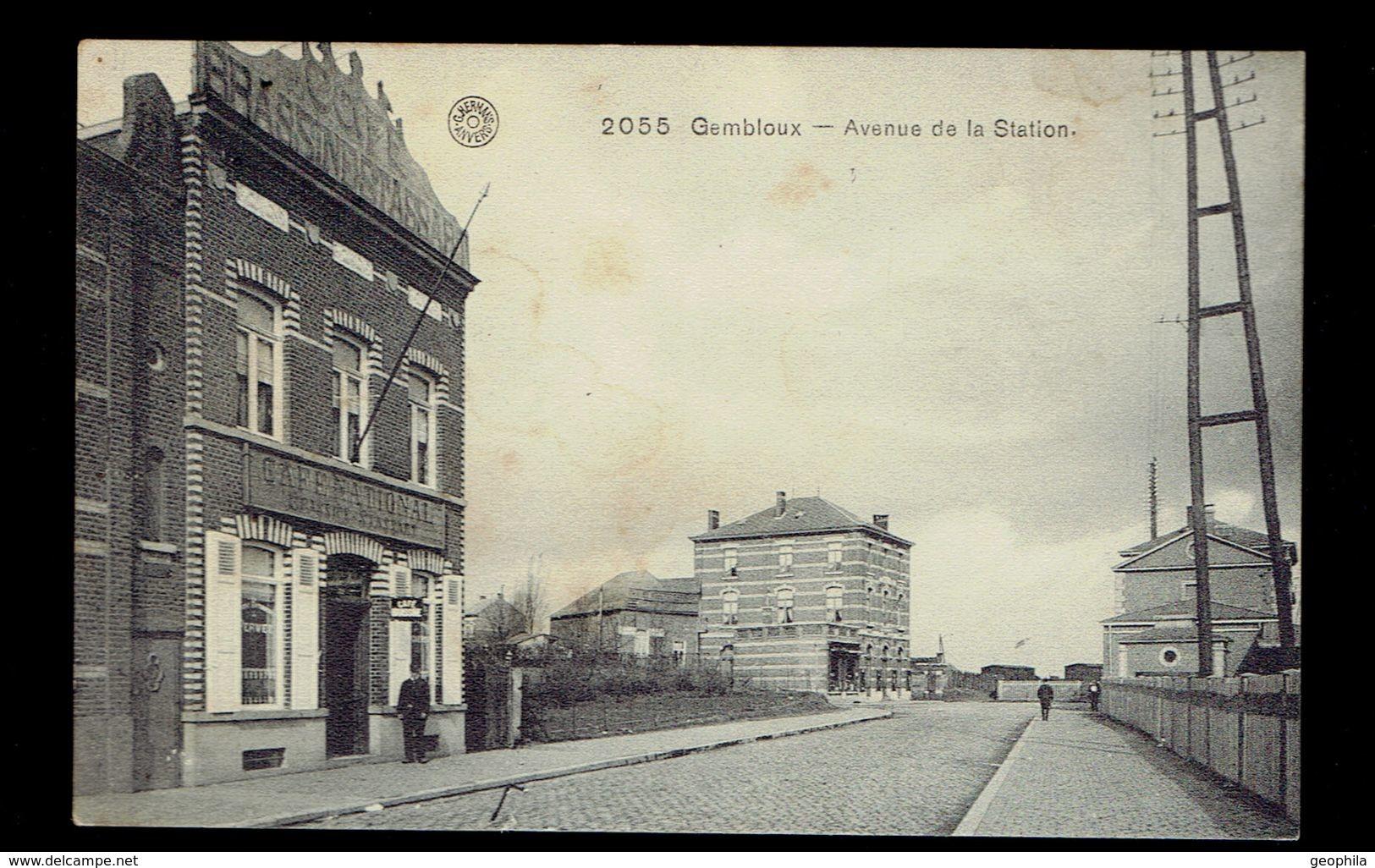 Gembloux Avenue De La Station - Gembloux