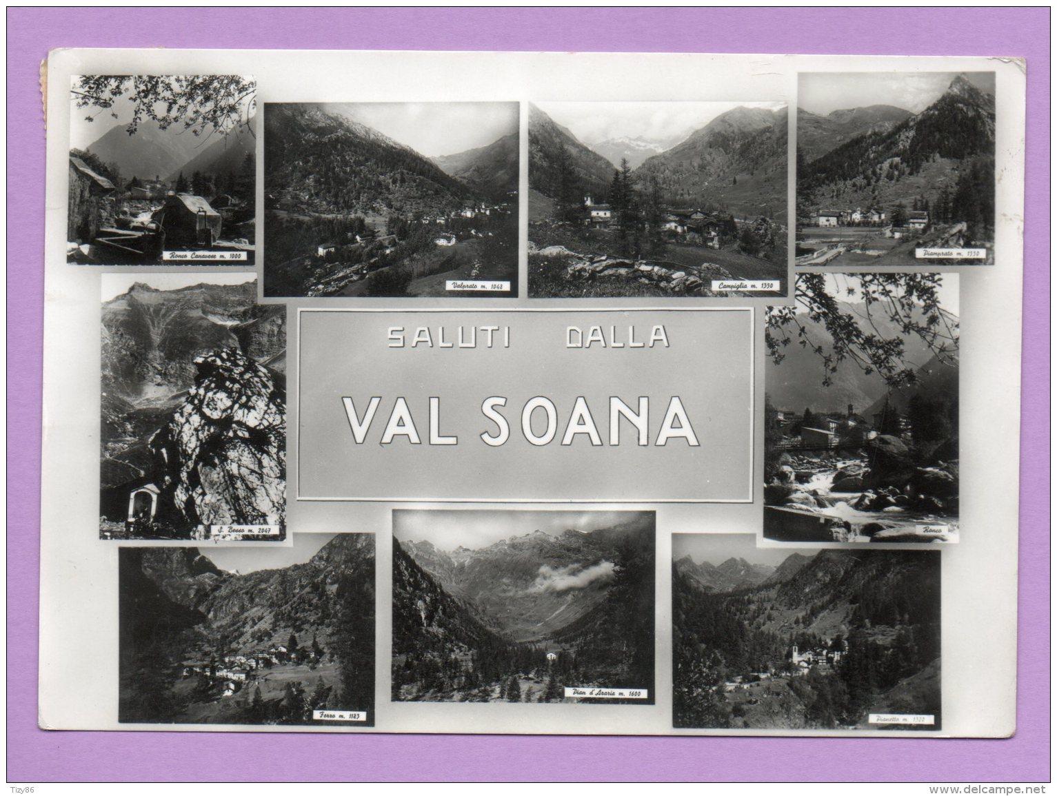 Saluti Dalla Val Soana - Italie