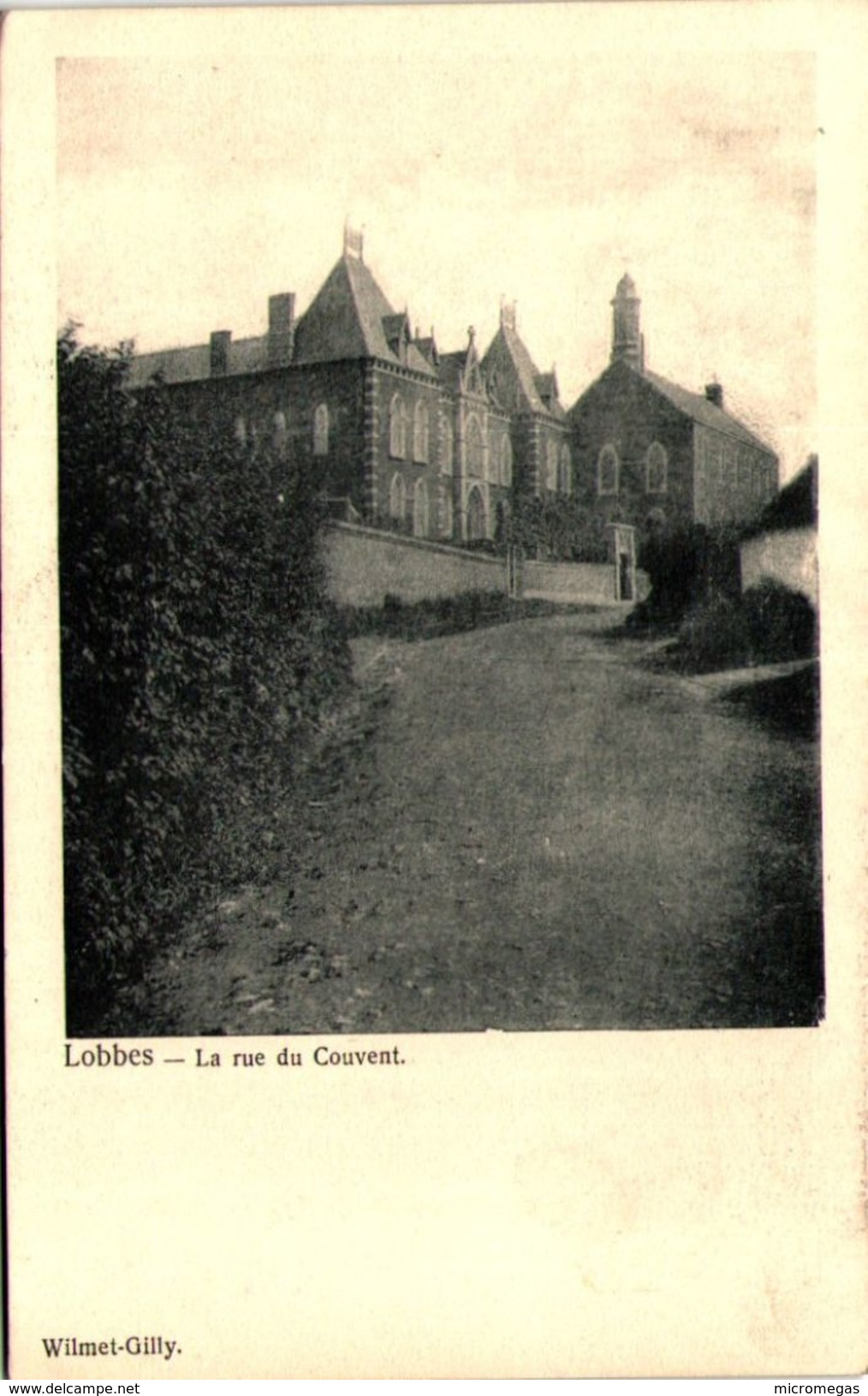 LOBBES - La Rue Du Couvent - Lobbes