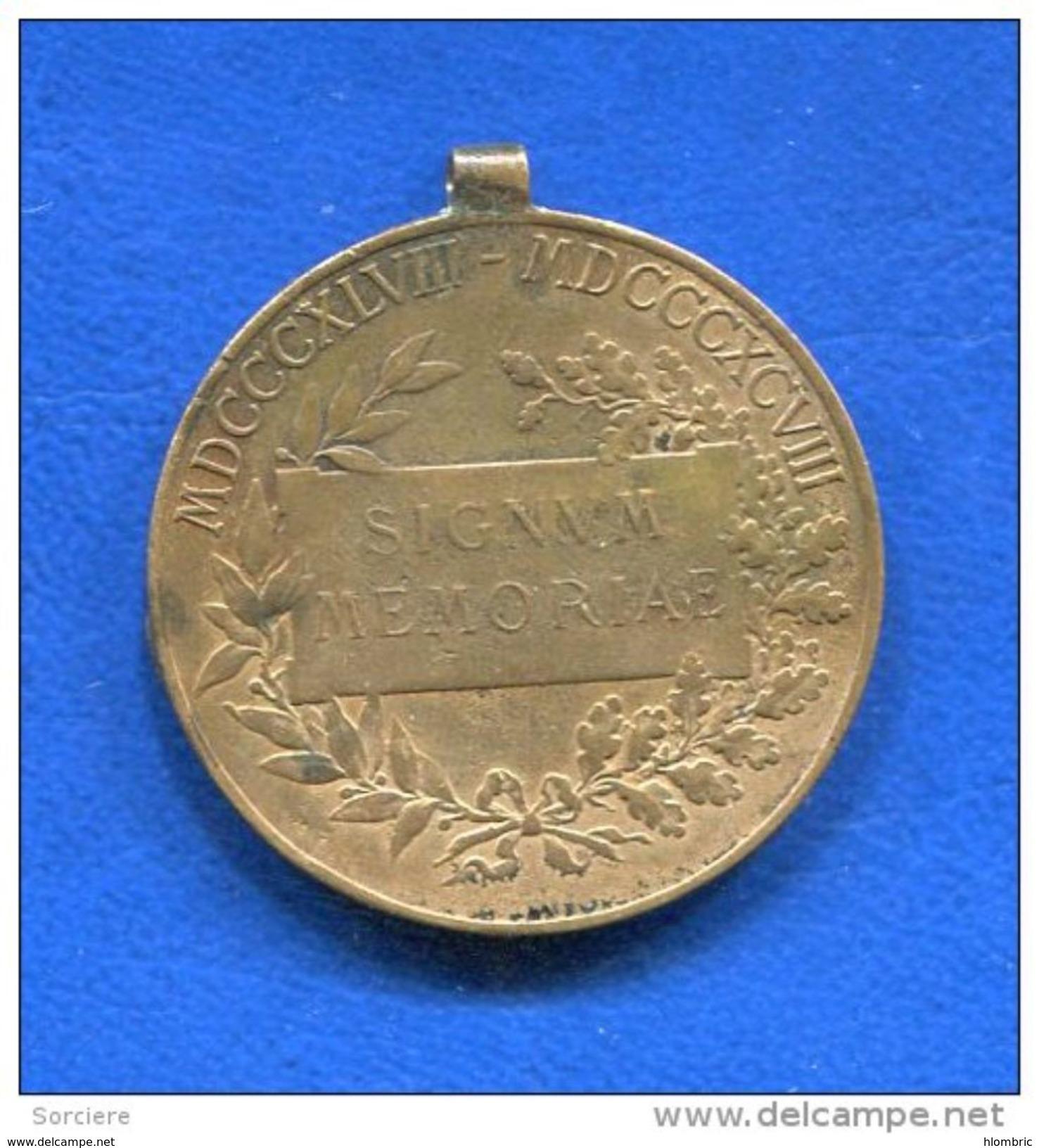 Autriche  1848 - Royal / Of Nobility