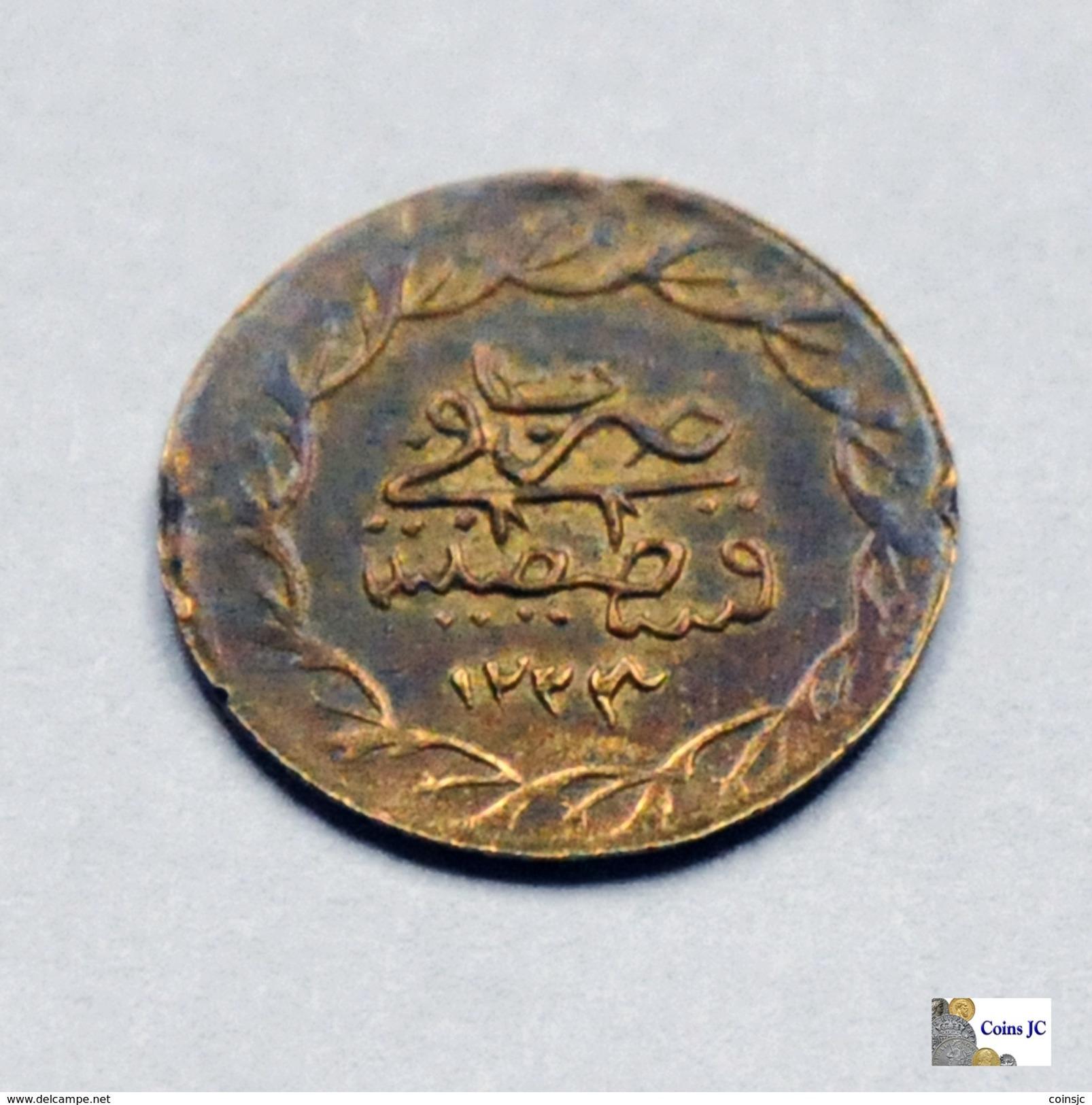 Turkey - 1 Para - AH1222: 1807 - Turkey