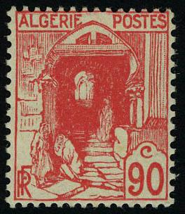 Neuf Avec Charnière N° 137A, 90c Rouge Quasi ** T.B. Signé Brun - Stamps