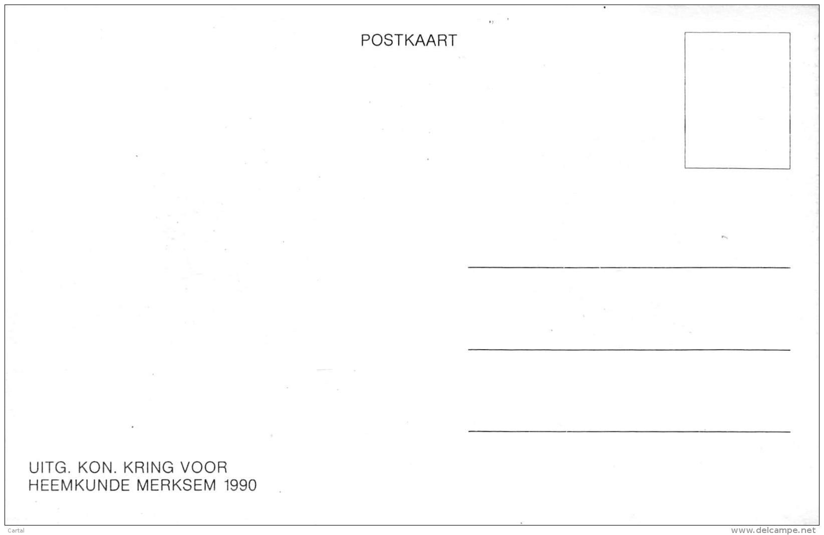 MERXEM - Kasteel Roosendael - Non Classés