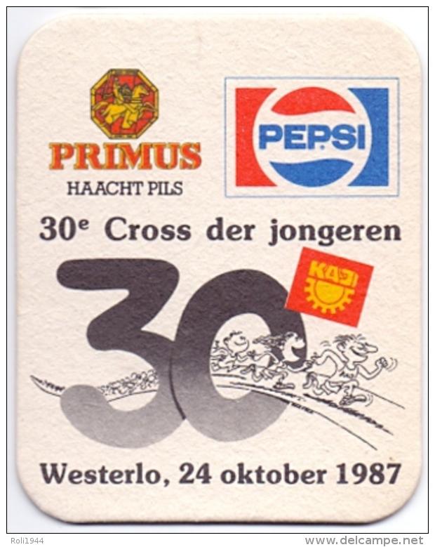 #D189-009 Viltje Primus - Pepsi - Sous-bocks