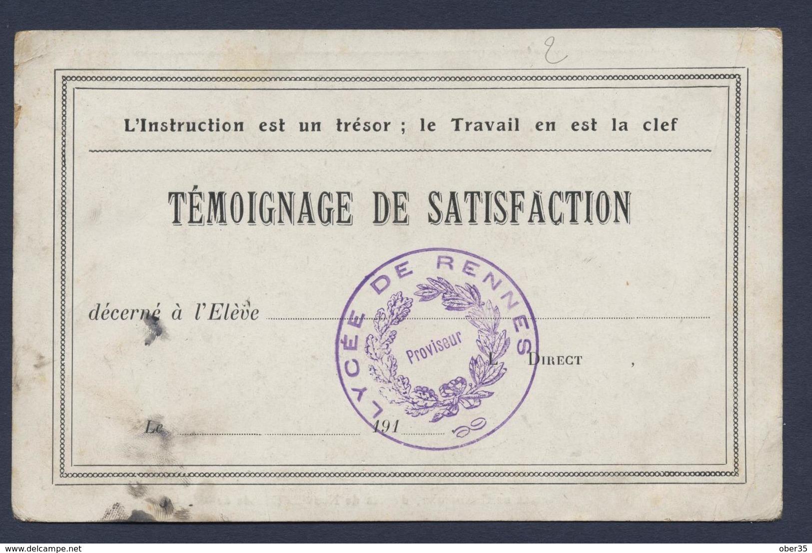 Chromo Bataille De Champigny D'après Neuville Témoignage De Satisfaction Lycée De Rennes - History