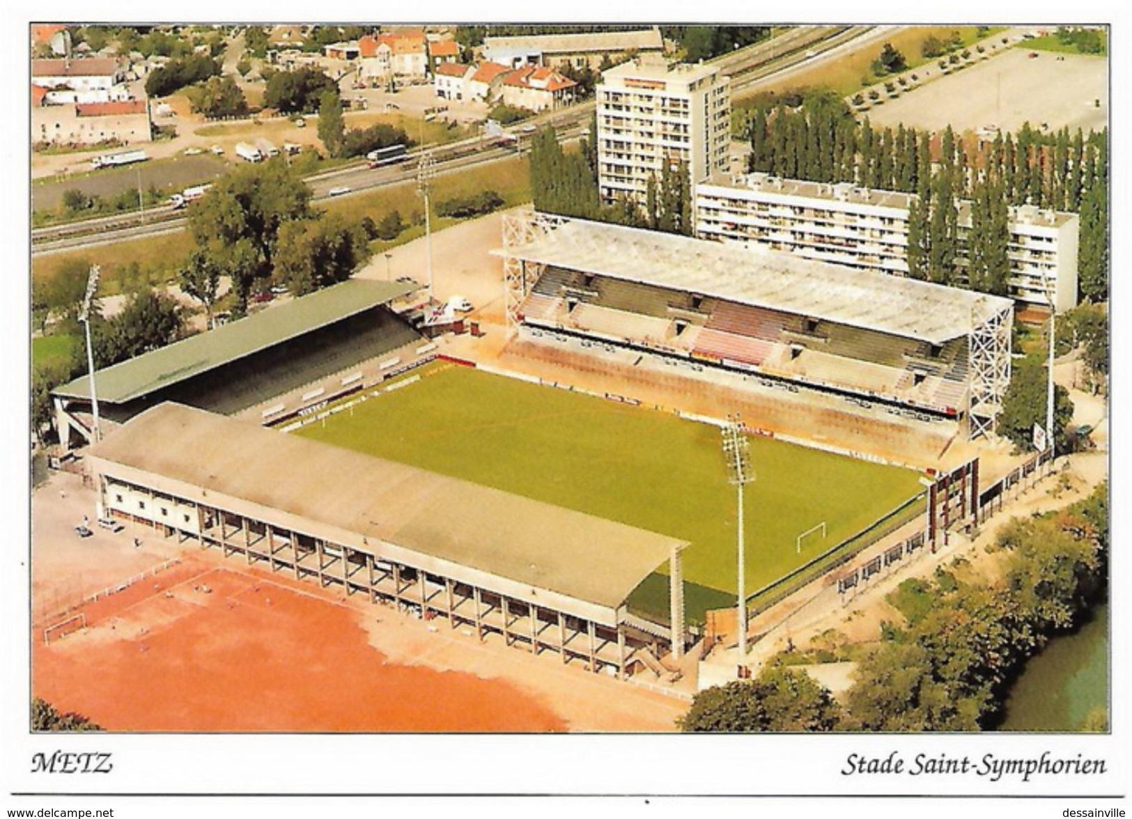 FOOTBALL  METZ Stade Saint Symphorien CCPS 01 - TBE - Fussball