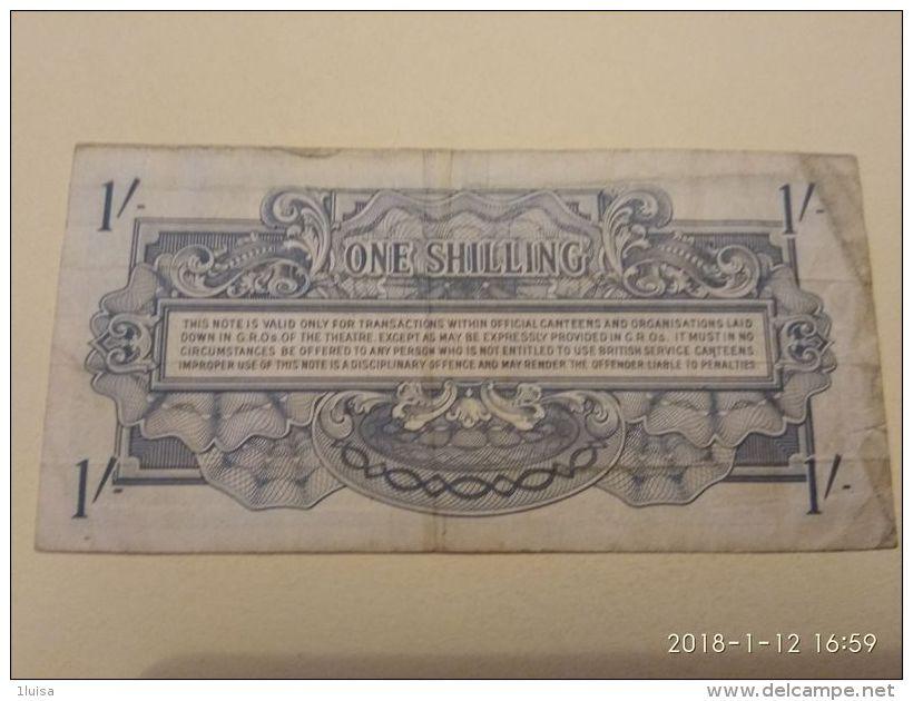 1 Schilling 1946 - Emissioni Militari