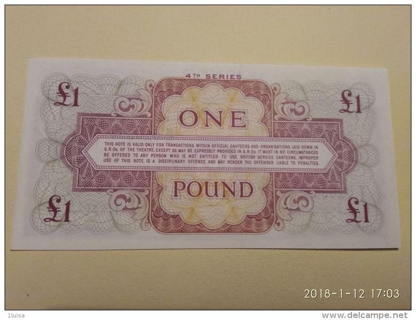 1 Pound - Emissioni Militari