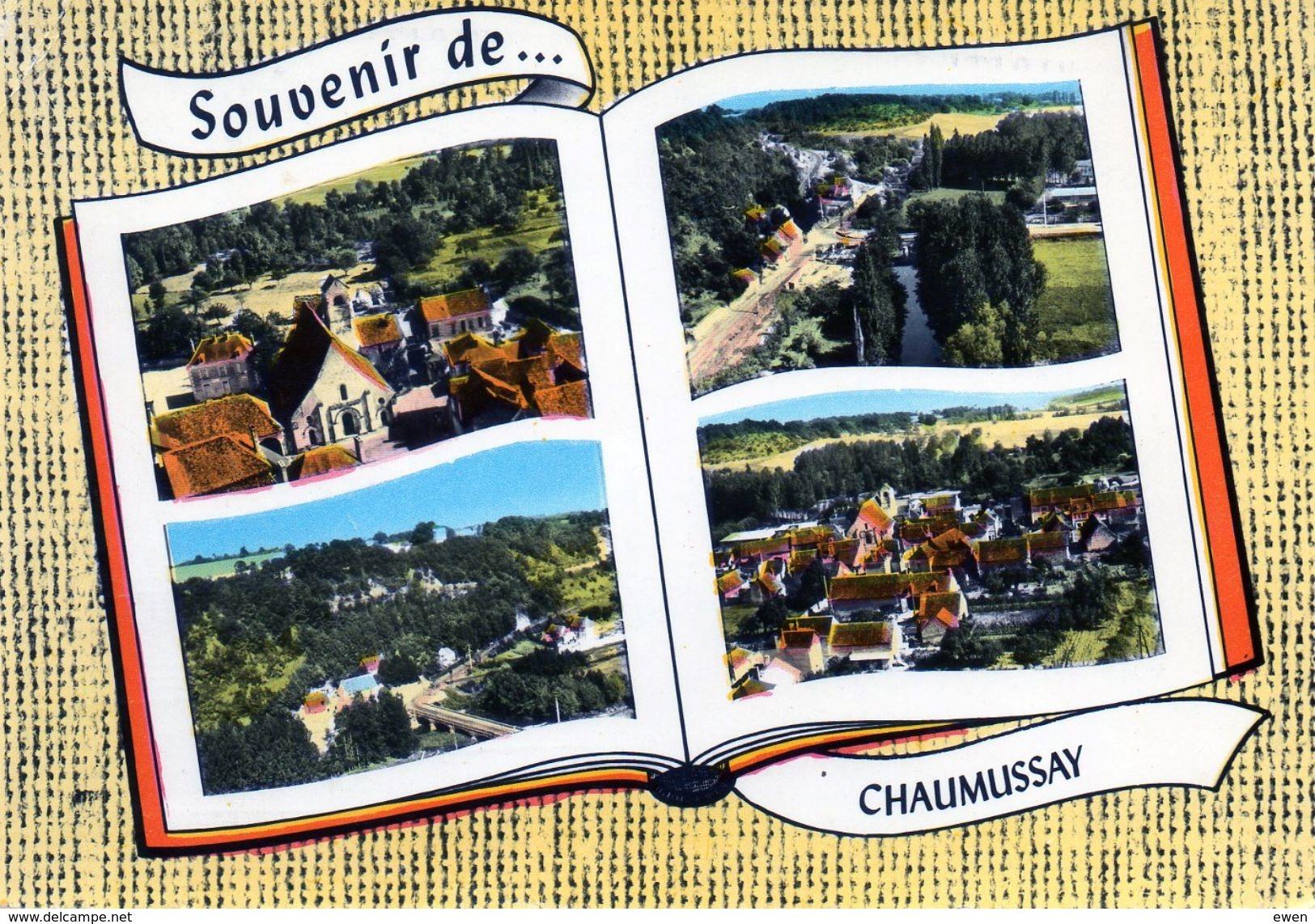 Souvenir De Chaumussay. - France