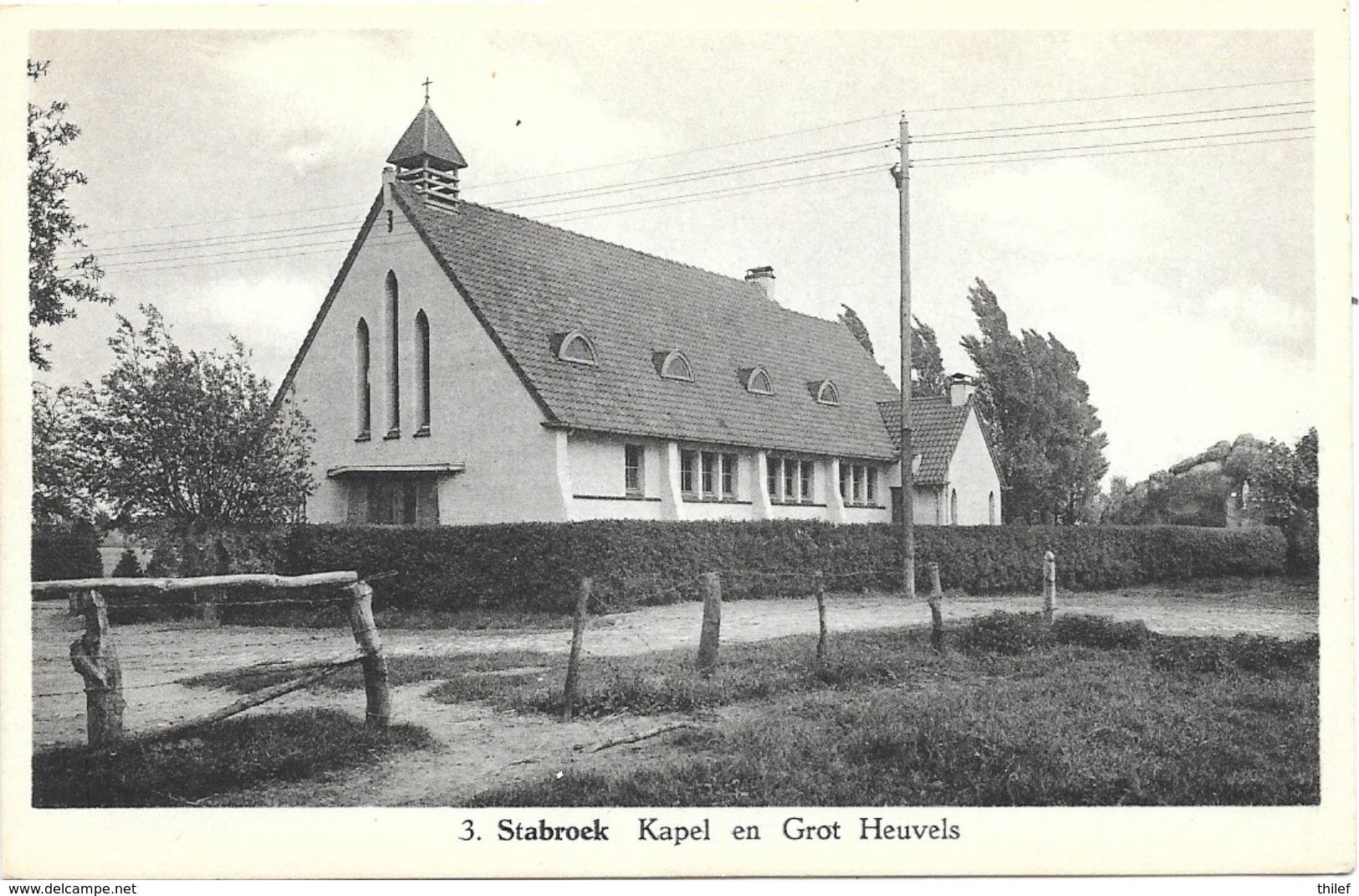 Stabroek NA1: Kapel En Grot Heuvels - Stabroek