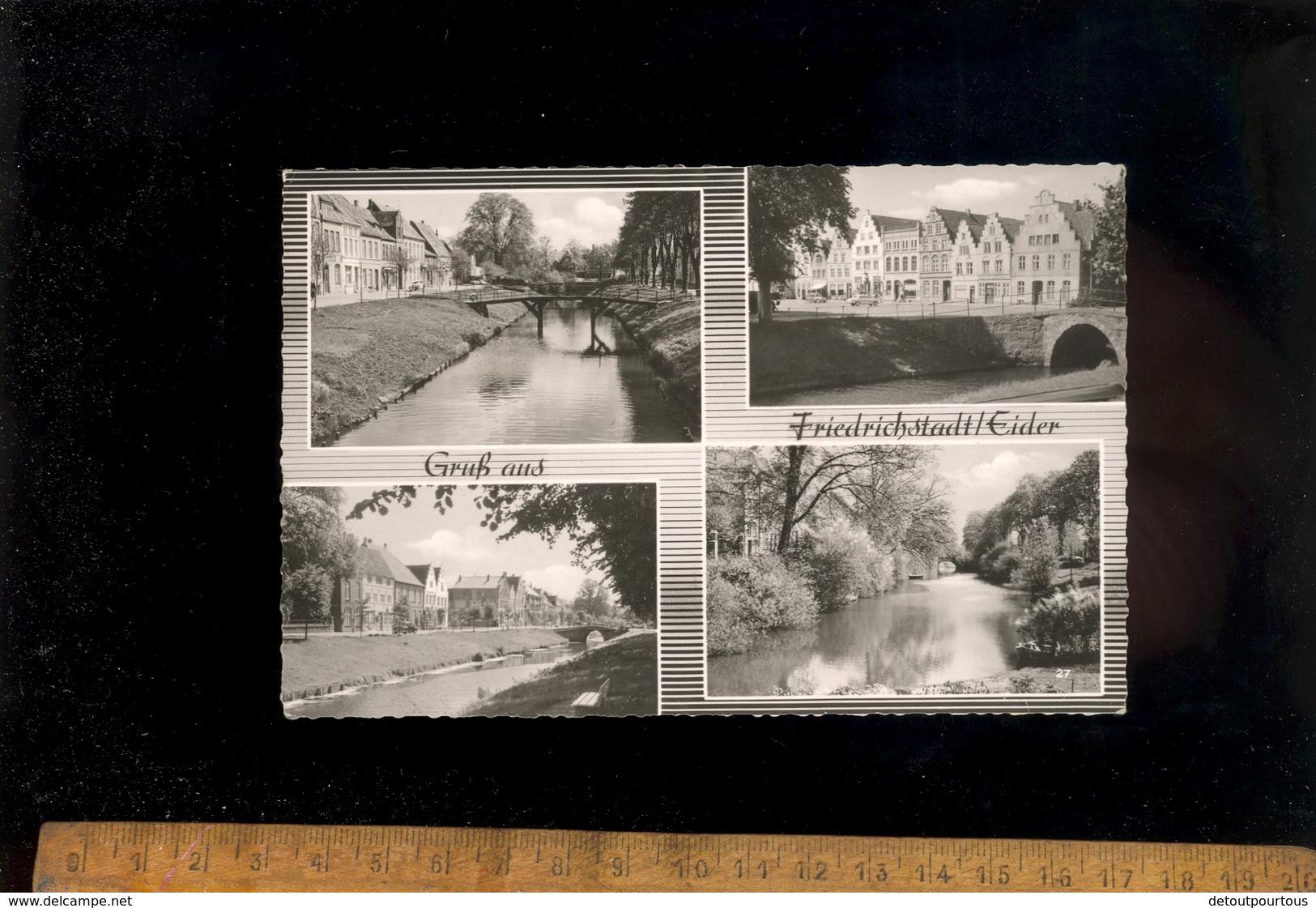 FRIEDRICHSTADT Am EIDER : Gruss Aus Frierichstadt 1960 - Friedrichsruh